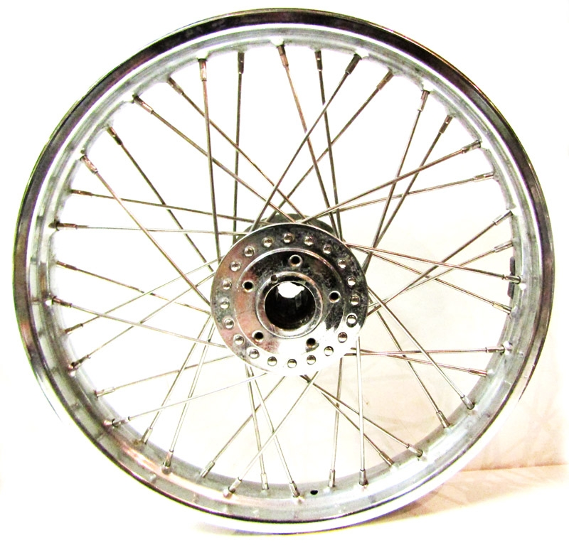 Wheel Laced 19 Inch Front