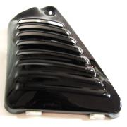 Side Cover Front Right Vivid Black, 66155-04, fits a Harley Davidson V-Rod®