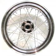 Wheel Rear Laced 16 inch, fits a Harley Davidson Multifit