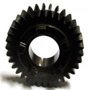 Gearbox Countershaft 3rd Gear, 35772-94, fits a Harley Davidson Sportster® pre - 2004