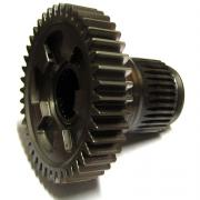Gearbox Mainshaft 5th Gear ASM W REF 13 20, 35034-94, fits a Harley Davidson Sportster® pre - 2004