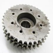Engine Sprocket 38 Teeth, 40235-74, fits a Harley Davidson Sportster® 4 Speed