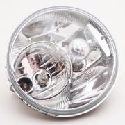Headlight Dual Halogen, 67700065, fits a Harley Davidson Touring