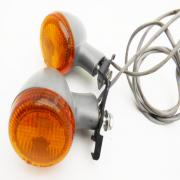 Turn Signal Rear, 60156-08A, fits a Harley Davidson Rocker