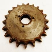 Sprocket Front 21 Teeth, 37709-89 35208-84, fits a Harley Davidson Sportster