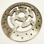Brake Disc Front Right, 41808-08, fits a Harley Davidson Touring