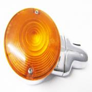 Turn Signal With Mounting Bracket, 68766-94 68519-68, fits a Harley Davidson Passing Lights
