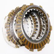 Clutch Plates Assy, 37000088, fits a Harley Davidson Street